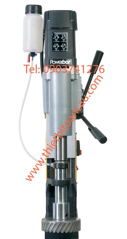Máy khoan từ kèm taro Powerbor PB120-MT4